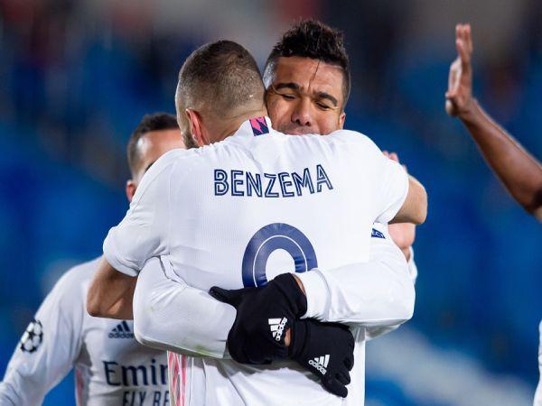 Bóng đá quốc tế 10/12: Real Madrid giành vé vào vòng 1/8 Cup C1