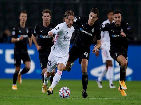 Nhận định Real Madrid vs Gladbach 03h00 ngày 10/12 - Cup C1 Châu Âu