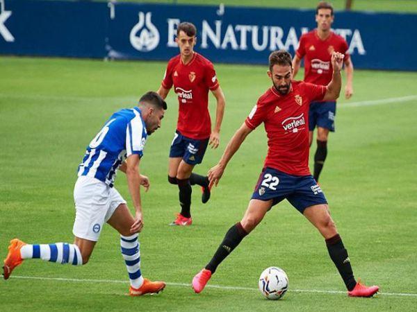 Soi kèo Osasuna vs Alaves, 22h15 ngày 31/12 – La Liga