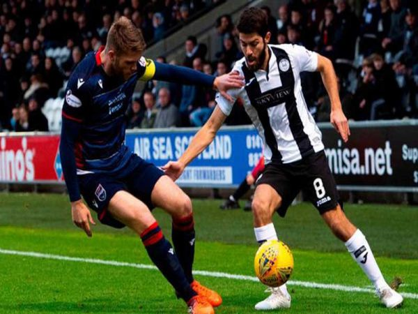 Soi kèo Ross vs St Mirren, 22h00 ngày 26/12 – VĐQG Scotland