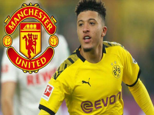Tin bóng đá quốc tế 22/12: MU trả giá 80 triệu bảng cho Sancho