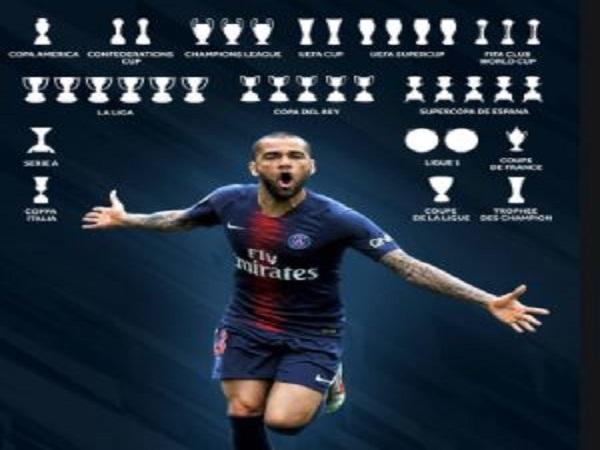 Top 7 cầu thủ đoạt nhiều cup thế giới nhất
