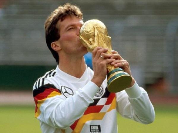 Những huyền thoại bóng đá Đức xuất sắc mọi thời đại