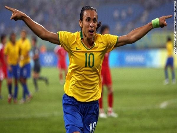Top cầu thủ nữ xuất sắc nhất thế giới mọi thời đại