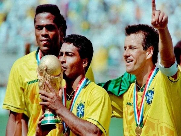 Top thần đồng bóng đá Brazil trong lịch sử bóng đá