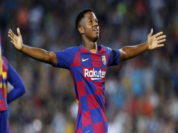 Tiểu sử Ansu Fati - Người kế vị Messi tại Barcelona