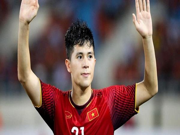 Tiểu sử cầu thủ Đình Trọng - trung vệ đẳng cấp của tuyển quốc gia