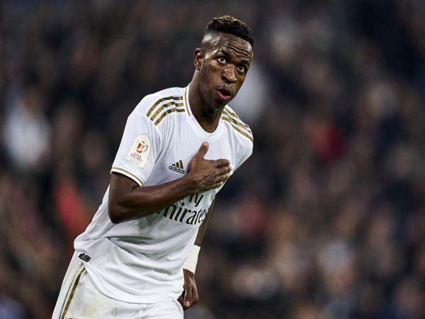 Tiểu sử Vinícius Júnior - Báu vật mới của Real Madrid
