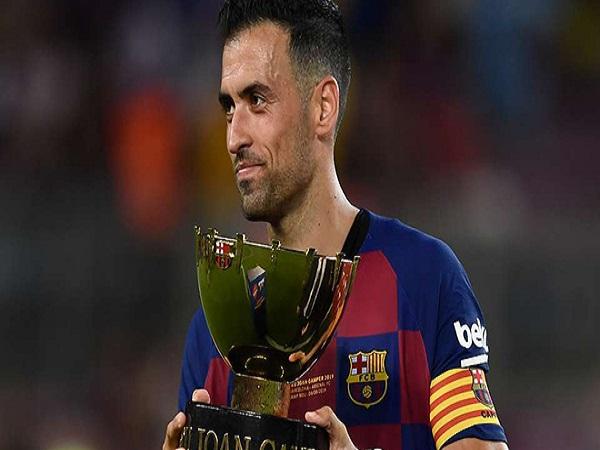 Tiểu sử cầu thủ Sergio Busquets – tiền vệ phòng ngự hay nhất