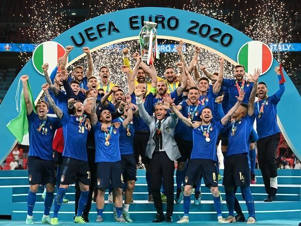 Euro bao nhiêu năm tổ chức 1 lần? Danh sách các nhà vô địch EURO