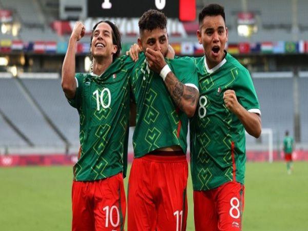 Nhận định tỷ lệ U23 Nhật Bản vs U23 Mexico, 16h00 ngày 06/8 – Olympic