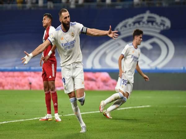 Bóng đá QT trưa 13/9: Real Madrid lội ngược dòng ngoạn mục